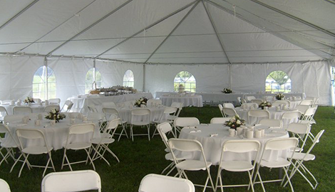 Party Rental | A Family Affair Tent & Party Rentals | Newark, DE | (302) 733-0408